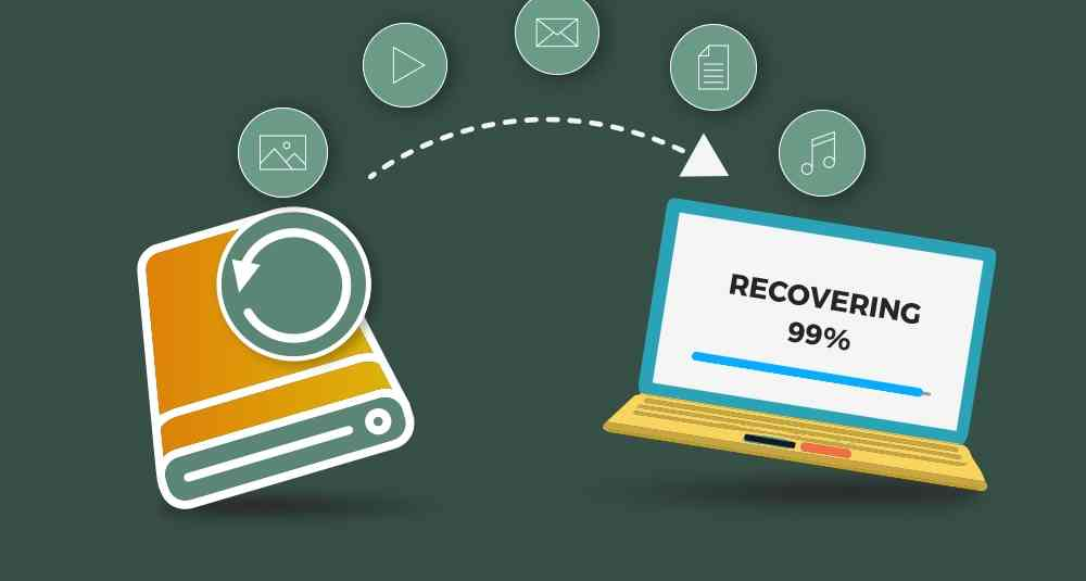 What If You Lost Your Data? The Best Way To Recover Photos / Data