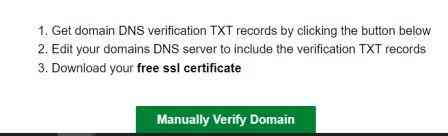 what is ssl certificate?