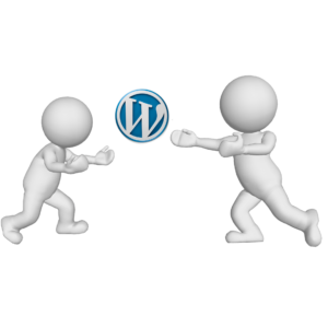 blogger and wordpress for money making