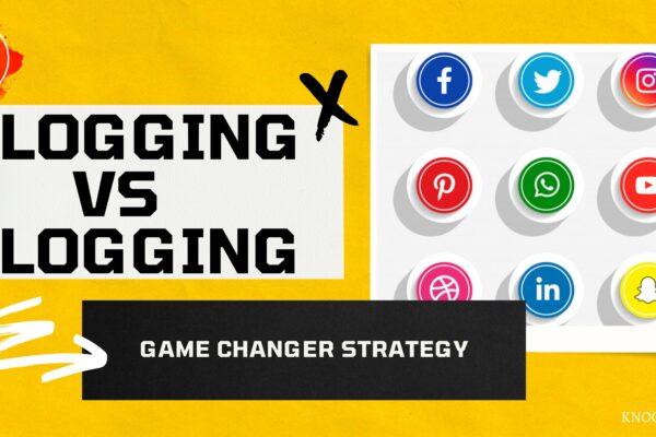 5 Blogging vs Vlogging (YouTube) Differences | Vlogger vs Blogger 2021