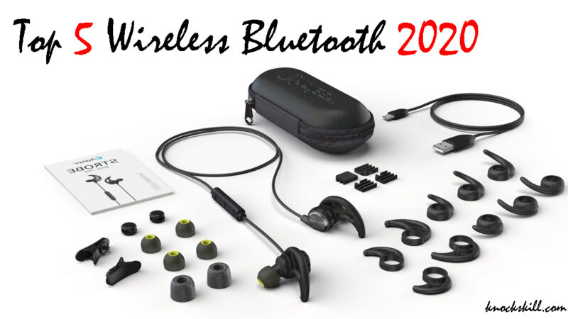 top 5 best wireless Bluetooth earphones under 2000