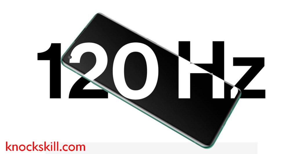 8t display 120 hz