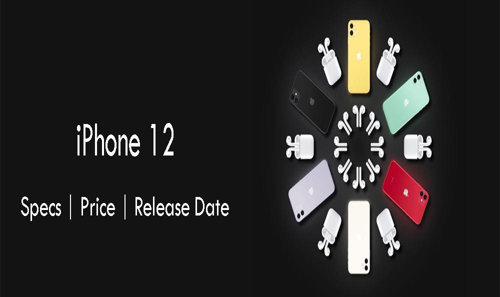 Apple iPhone 12 specs
